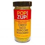 Popzup Cheesy Taco Popcorn Seasoning