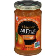 Polaner All Fruit Orange Spread