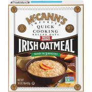 McCann's Quick Cook Oatmeal