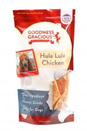 Goodness Gracious Hula Lula Chicken Jerky Treats