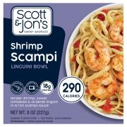Cheating Gourmet Shrimp Scampi Bowl
