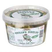 Grillo's Pickles Italian Dill Chips