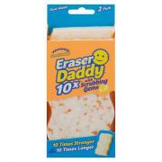 Scrub Daddy Eraser Daddy 10x Dual-Sided PowErase + Scrubber