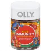 Olly Kids Immunity Cherry Berry