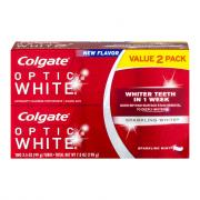 Colgate Optic White Toothpaste Value Pack