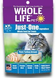 Whole Life Just One Turkey Cat Treat