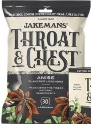 Jakemans Anise Flavored Lozenges