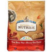 Rachael Ray Nutrish Beef & Brown Rice Dog Food