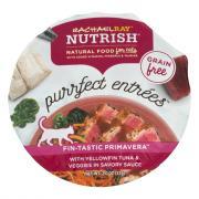 Rachael Ray Nutrish Purrfect Entrees Fin-Tastic Primavera