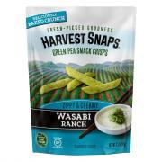 Calbee Harvest Snap Wasabi Ranch Snapea Crisps