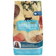 Rachael Ray Nutrish Salmon & Brown Rice Dry Cat Food