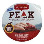 Rachael Ray Nutrish Peak Open Range Recipe Dog Food