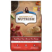 Rachael Ray Nutrish Beef & Brown Rice Dog Food