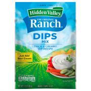 Hidden Valley Ranch Party Dip Mix