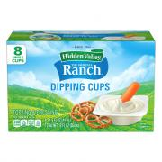Hidden Valley Ranch Cups