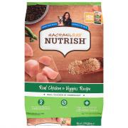 Rachael Ray Nutrish Chicken & Vegetable Dog Food