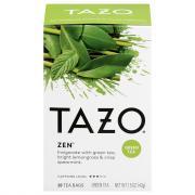 Tazo Zen Tea Bags