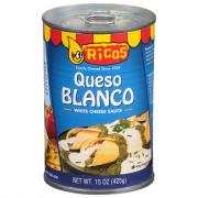 Rico's Queso Blanco Cheese Sauce
