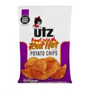Utz Red Hot Potato Chips