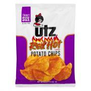 Utz Red Hot Potato Chips