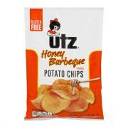 Utz Honey Barbeque Potato Chips