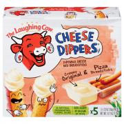 The Laughing Cow Pizza Dippers
