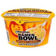 Maruchan Hot and Spicy Chicken Bowl