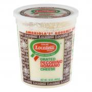 Locatelli Grated Pecorino Romano Cheese