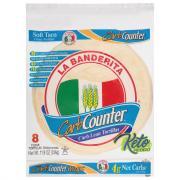 La Banderita Carb Counter Tortillas