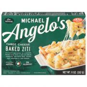Michael Angelo's Three Cheese Baked Ziti