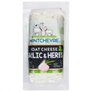 Montchevre Garlic & Herb Goat Cheese Log