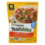 Nasoya Organic Tossables Garlic & Herb