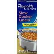 Reynolds Slow Cooker Liners