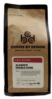 Alanzo's Double Dark Coffee