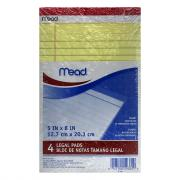 Mead Yellow Legal Pads
