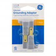 General Electric Gray Ground Adapters