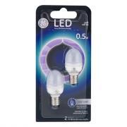 GE LED .5w Soft White Nightlight Bulbs