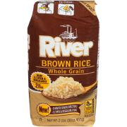 River Rice Long Grain Brown Rice