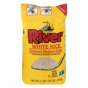 River Medium Grain White Rice