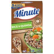 Minute Rice & Quinoa