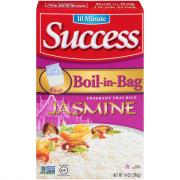 Success Boil in Bag Jasmine Rice