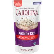 Carolina Jasmine Rice with Red & Wild Rice