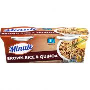 Minute Ready to Serve Brown Rice & Quinoa