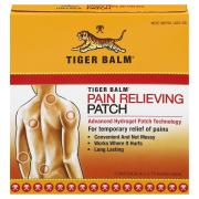 Tiger Balm Pain Patch
