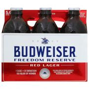 Budweiser Repeal Reserve Lager