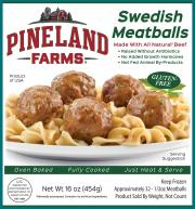 Pineland Farms Swedish Meatballs