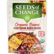 Seeds of Change Organic Vegetarian Baked Beans