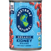 Westbrae Organic Low Sodium Kidney Beans