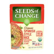 Seeds of Change Spanish Rice Quinoa, Red Bell Peppers & Corn