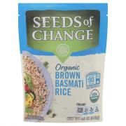 Seeds of Change Organic Brown Basmati Rice